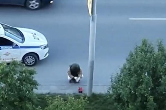 Оставивших муляж бомбы на пути кортежа Путина задержали в Екатеринбурге