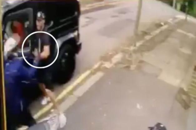 Неизвестные напали с ножами на игроков лондонского «Арсенала»