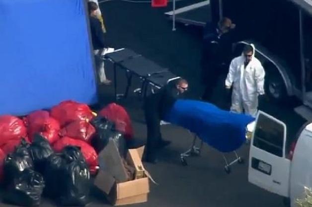 В США обнаружили мужское тело с пришитой женской головой