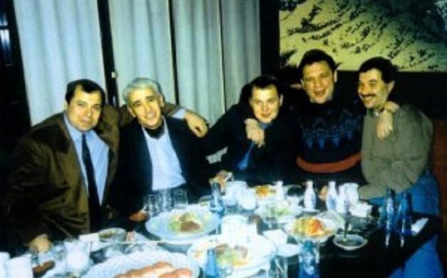 Кровавый список «Солнцевских»: От Листьева до Саникидзе