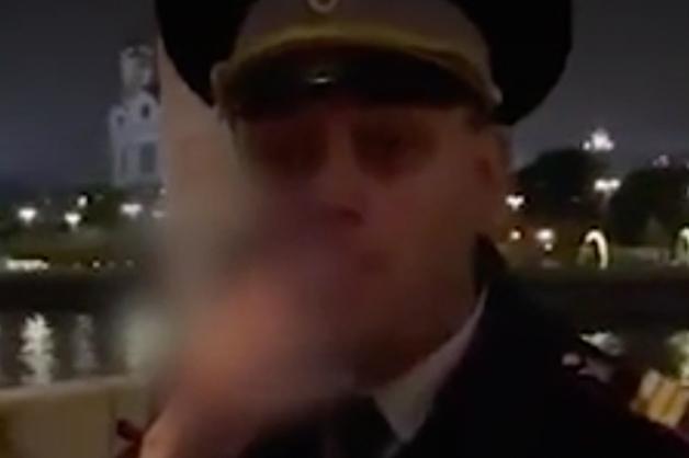 Актер «Современника» взят под стражу за ролик, оскорбляющий полицию