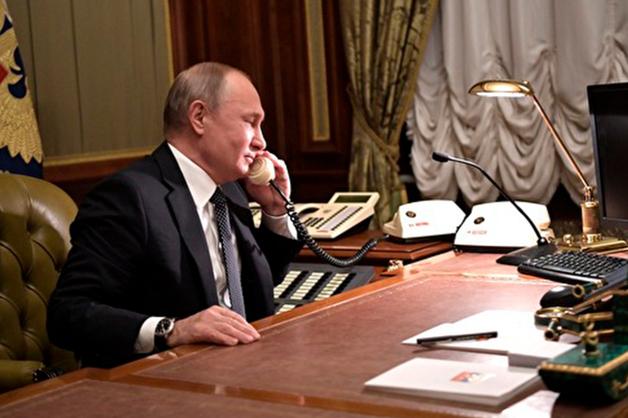 Трамп позвонил Путину и предложил помощь в тушении лесных пожаров в Сибири