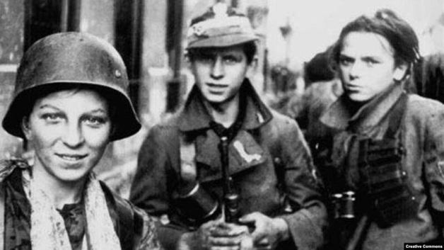 Победить нельзя сдаваться. 75 лет назад началось Варшавское восстание