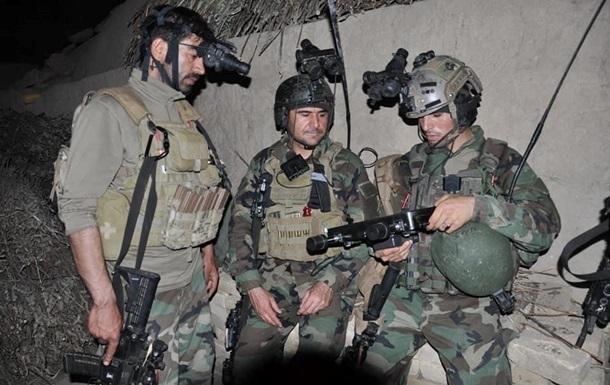 В Афганистане ликвидировали сотню талибов