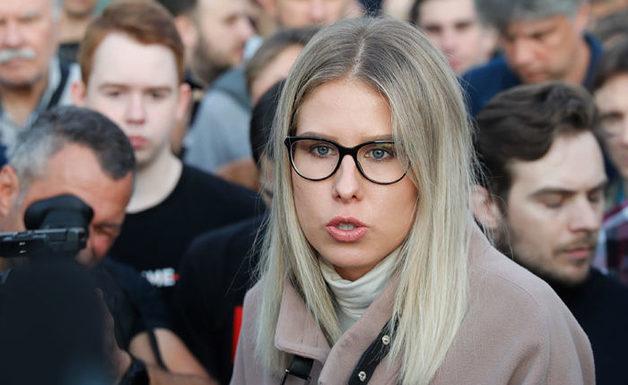 Пост в Facebook о несогласованной акции 27 июля обошелся Любови Соболь в 300 тысяч рублей