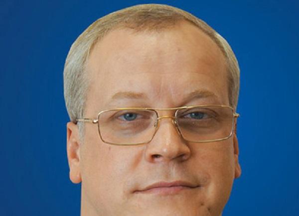 В банке советника Цуканова исчезли 108 млн рублей