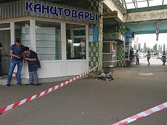 В Николаеве мать выбросила младенца в урну: момент преступления попал на видео