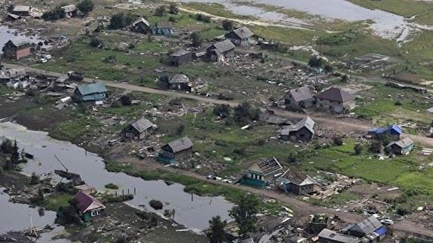 Наводнения в Иркутской области заставили выйти из тайги преступника, скрывавшегося там 24 года