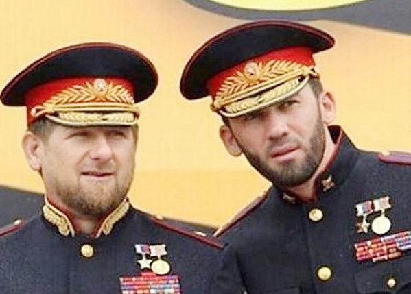 """""""Лорд"""" Даудов нападает на арбитров как его шеф, Рамзан Кадыров"""
