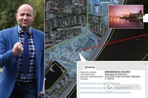 """Как олигархи """"кошмарят"""" Киев: Фукс отсудил еще 80 миллионов"""