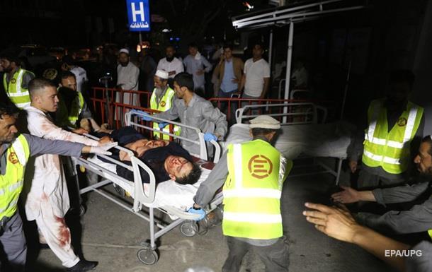 На свадьбе в Кабуле погибли более 40 человек, − СМИ