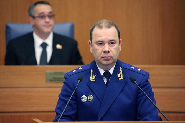 Денис Попов может стать новым прокурором Москвы