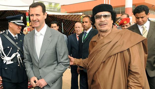 Похоже, Асад — все
