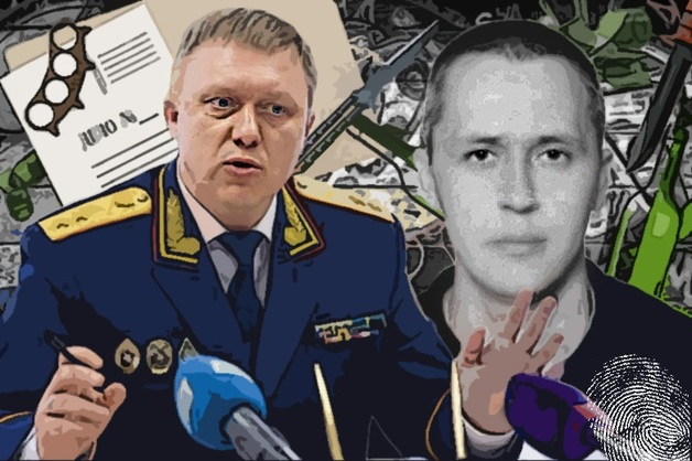 Сколько преступников в семье главы челябинского СКР Дениса Чернятьева?