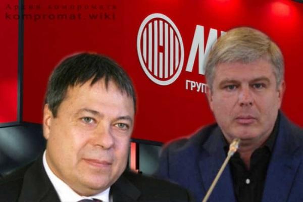 ГК МИЦ и Андрей Рябинский в доле с дочерью авторитета Михася