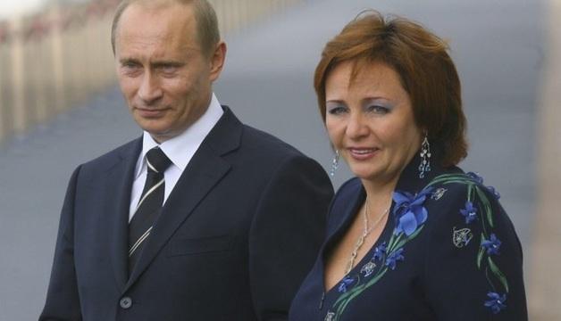 Росреестр «переименовал» семью президента Путина