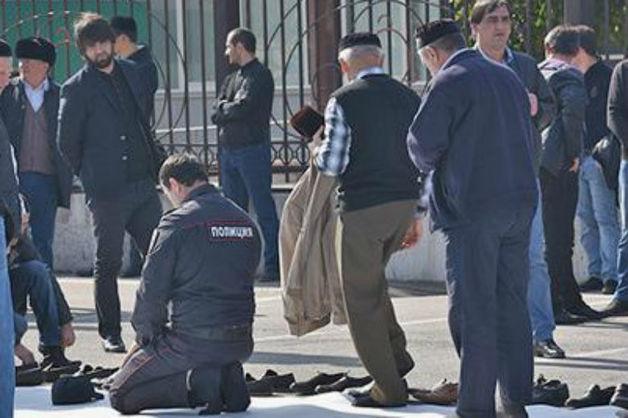 В Ингушетии 13 экс-полицейских попали под следствие за отказ разгонять митинг