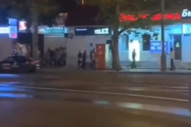 Неизвестные открыли стрельбу в Краснодаре