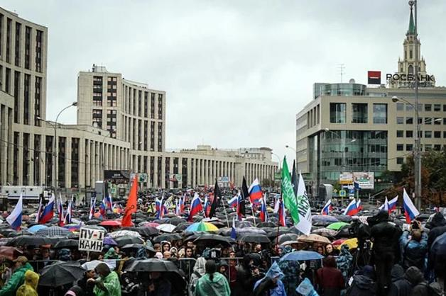 В СПЧ заявили о нарушении полицейскими прав граждан на митингах в Москве
