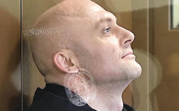 Командир личного спецназа Виктора Золотова получил 3,5 года