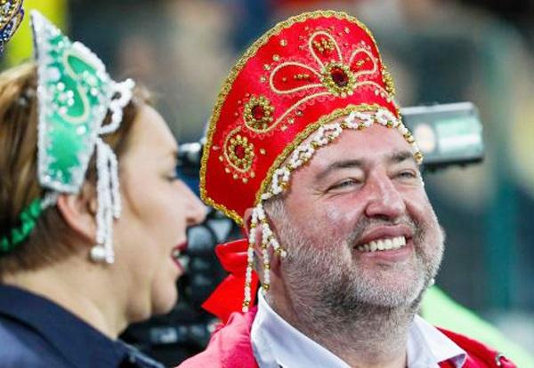 """Единоросс Полозов - зиц-председатель """"#Недопускай.Москва"""""""