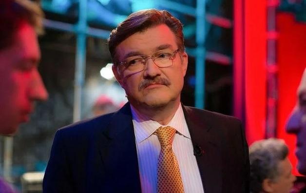 Евгений Киселев уходит с телеканала Прямой в Киеве, чтобы написать книгу
