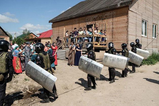 Состояние пострадавших в конфликте с цыганами в селе Кузбасса улучшилось