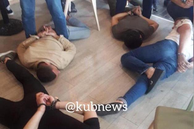 Участников краснодарской перестрелки задержали в Адлере
