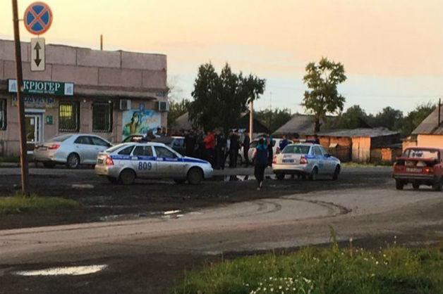 Росгвардия вывела бойцов из села в Кузбассе после массовой драки с цыганами