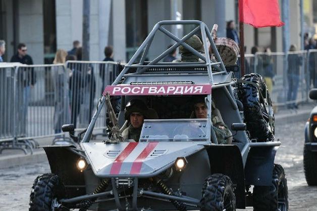 Багги на 18 млн рублей: Росгвардия в полтора раза переплатила университету спецназа в Чечне
