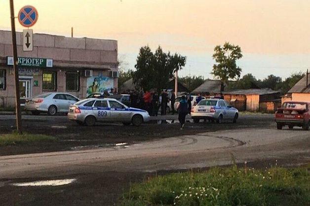 Участника драки с цыганами в кемеровском селе отправили в СИЗО