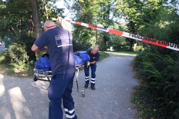 В популярном у наркоторговцев месте в Берлине застрелили чеченца