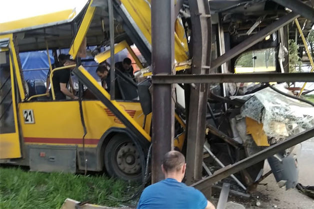 СК Удмуртии начал проверку по факту ДТП с 20 пострадавшими