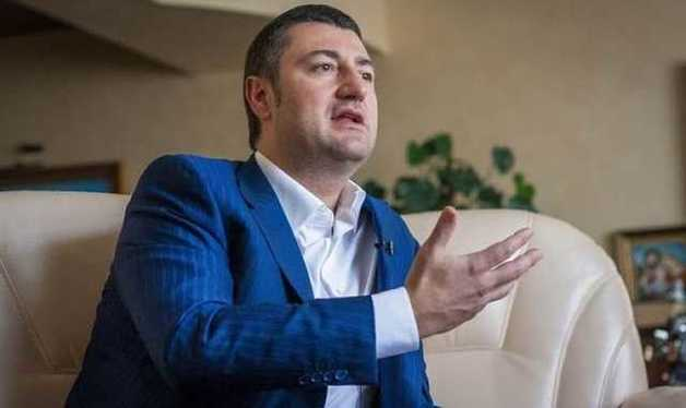 Олег Бахматюк останется без водки