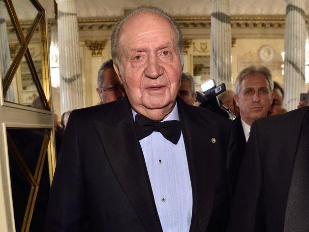 Бывшему королю Испании сделали операцию на сердце