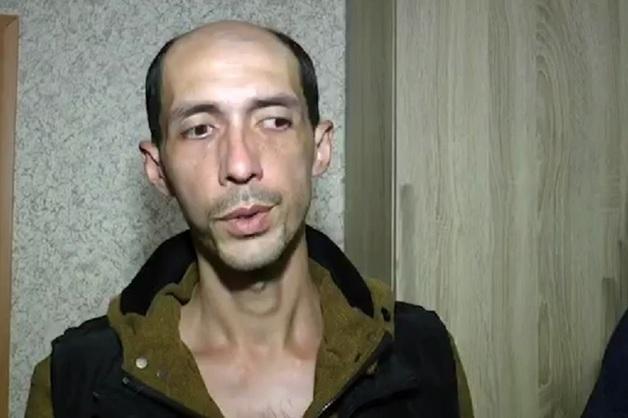 «Я пришел попросить денег, он отказал». Опубликовано видео допроса убийцы калужского ветерана