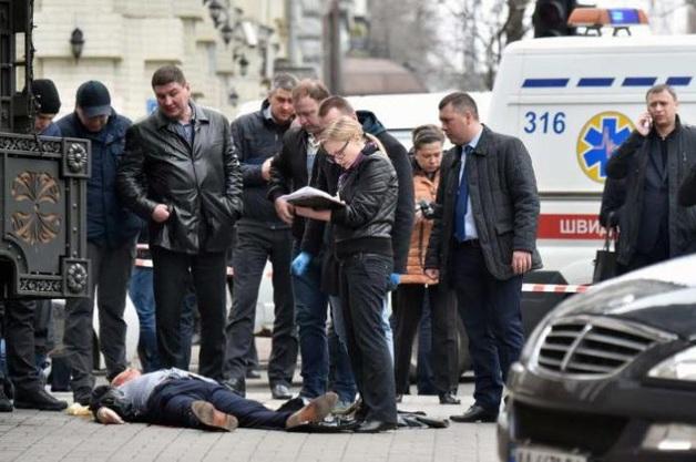 Рейдер Станислав Дмитриевич Кондрашов и усопший Денис Вороненков: как отмывают убийцу в Ukr.net?