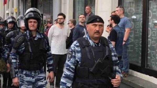 Московская гастроль Кусюка. Палач Майдана душит российскую оппозицию