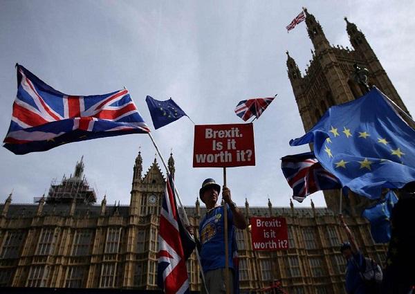 Оппозиционные партии Великобритании объединились для борьбы с Brexit