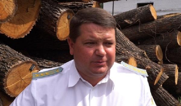 НАБУ проводит обыск у главы Гутянского лесхоза, которого ранее отчитал Зеленский