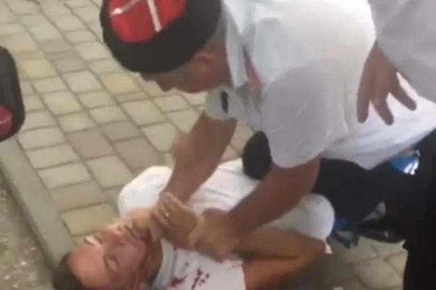 В Геленджике избившие парня казаки пожаловались на пострадавшего в полицию