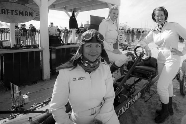 Американская гонщица погибла во время попытки установить рекорд на реактивном автомобиле