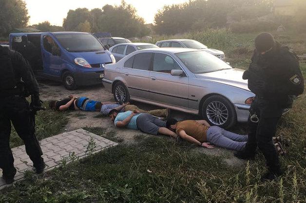 Праздничная «сходка». В Украине задержали сторонников «вора в законе» Гули, отмечавших его день рождения
