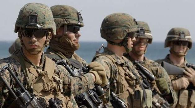 Впервые со времен Второй мировой в Норвегию прибыли пехотинцы США