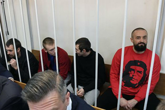 Украина и Россия начали обмен заключенными