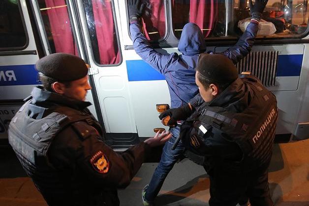 Полиция пресекла драку со стрельбой на юго-востоке Москвы