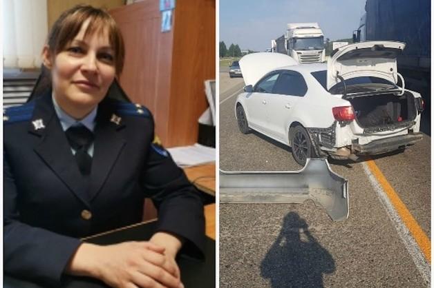 Жителя Новороссийска выставили виновником ДТП, устроенного высокопоставленной женщиной-полицейским