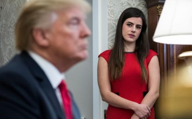 Помощницу Трампа уволили из-за комментариев о его дочерях, – СМИ