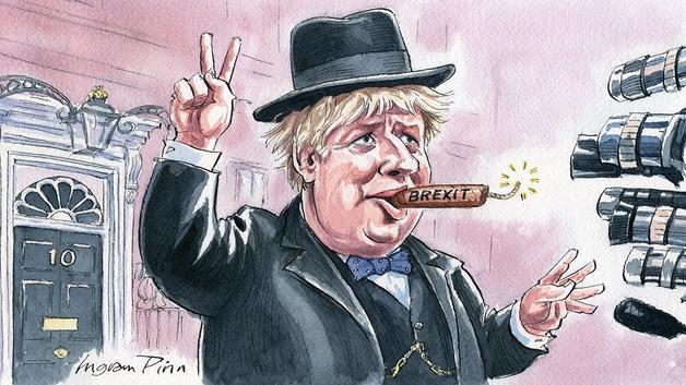 Прошло всего 37 дней с момента назначения Бориса Джонсона премьер-министром Великобритании, а он уже в эпицентре очередного кризиса