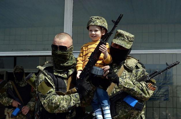Война и дети: несовершеннолетние разведчики, плен сепаратистов и принудительное усыновление